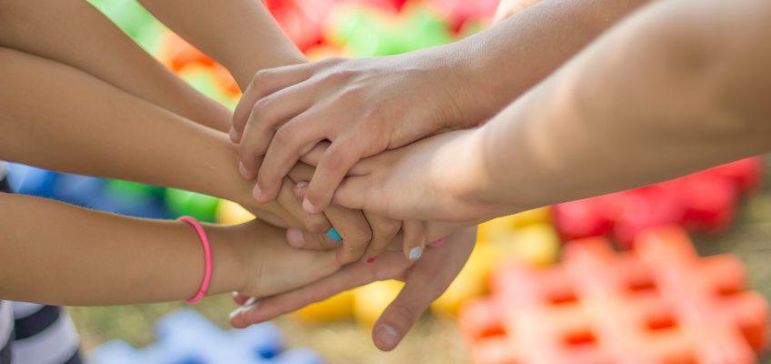 Tule mukaan Lasten luovan toiminnan yhteiskehittämiseen Pyhälle
